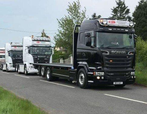 international haulage