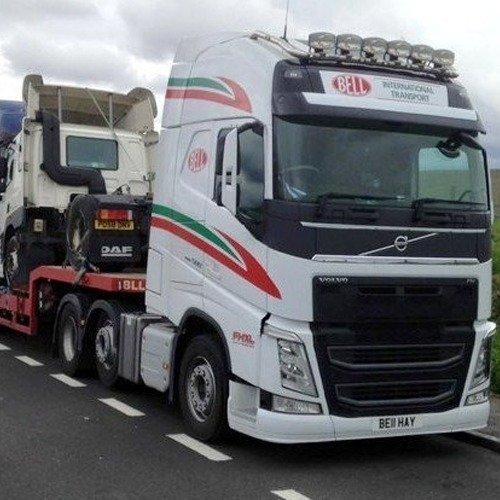 heavy haulage